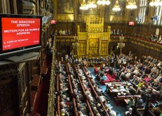 Photo by UK House of Lords