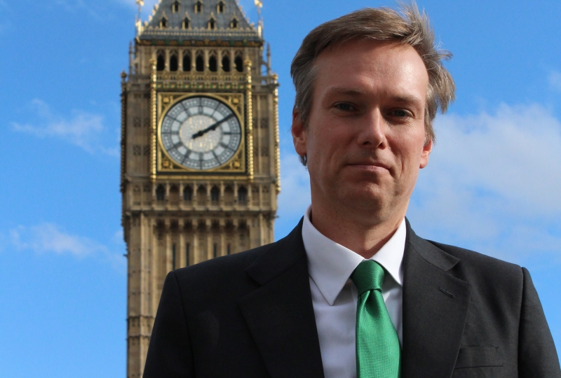 Henry Smith MP: I Will Vote to Leave the EU