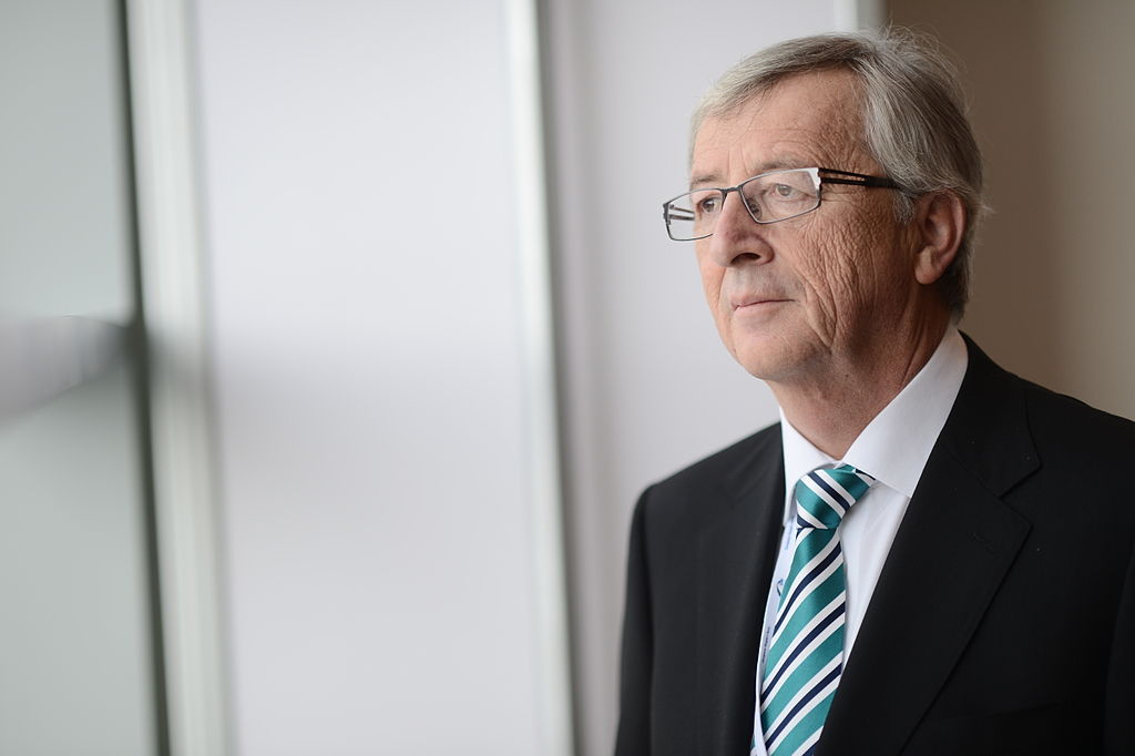 Mr Juncker wants our pity as well as our money