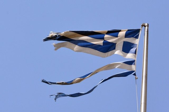 Greece is the sacrificial lamb of the EU once again
