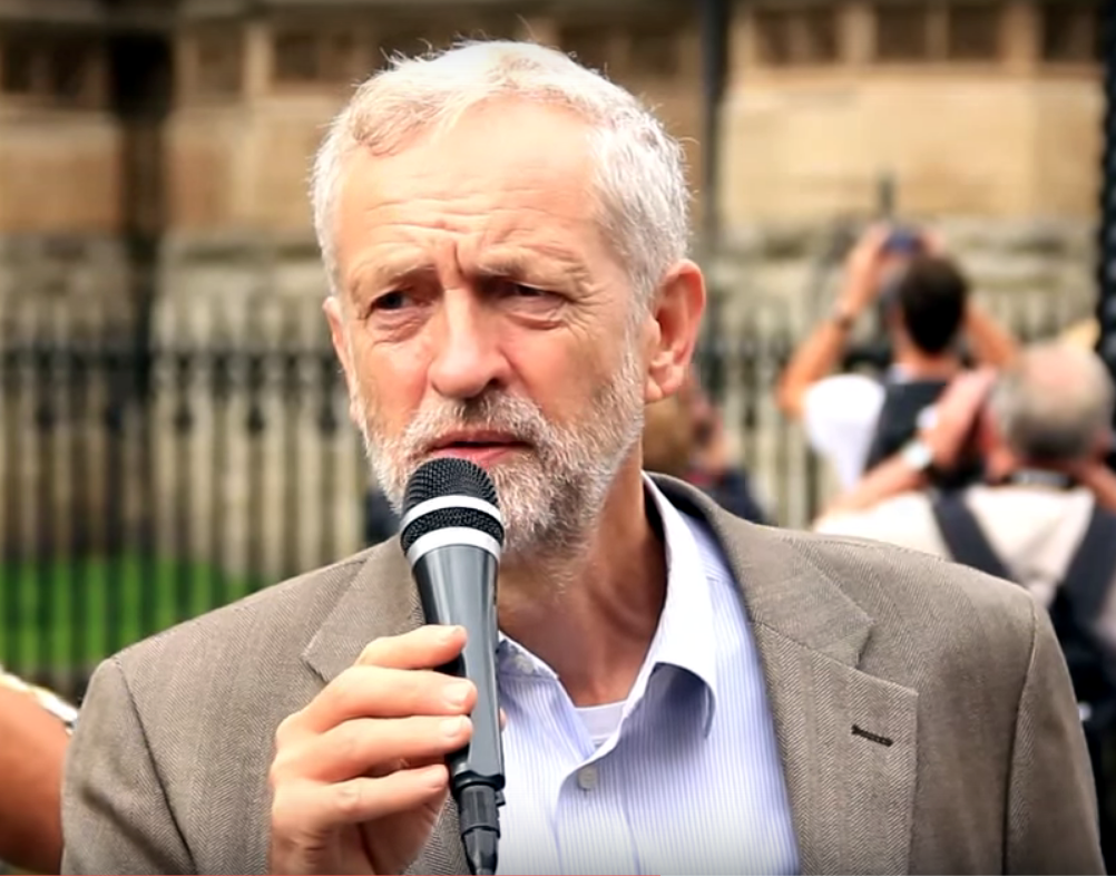 Scheming EU Corbyn sells out Labour voters