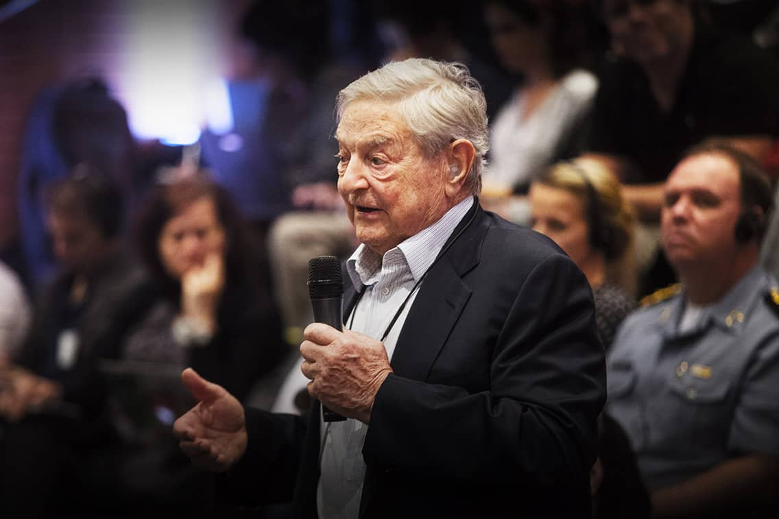 Soros has undermined our country enough